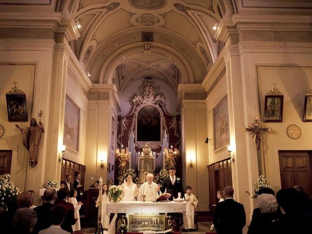 Il matrimonio di Alberto e Stefania a Vidor, Treviso 33