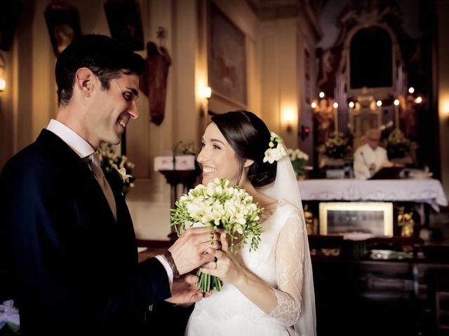 Il matrimonio di Alberto e Stefania a Vidor, Treviso 54