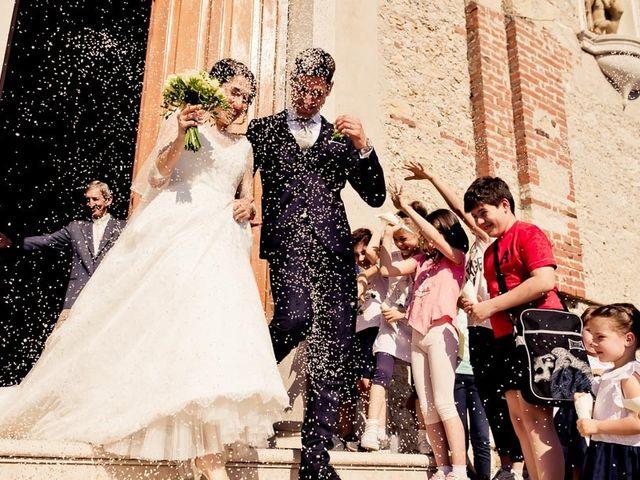 Il matrimonio di Alberto e Stefania a Vidor, Treviso 58