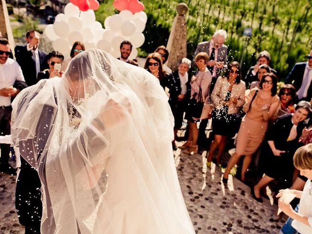 Il matrimonio di Alberto e Stefania a Vidor, Treviso 59