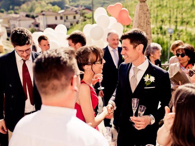 Il matrimonio di Alberto e Stefania a Vidor, Treviso 61