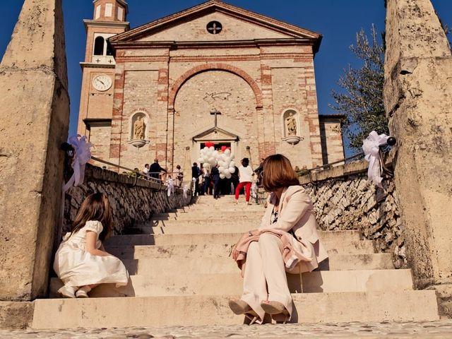 Il matrimonio di Alberto e Stefania a Vidor, Treviso 64
