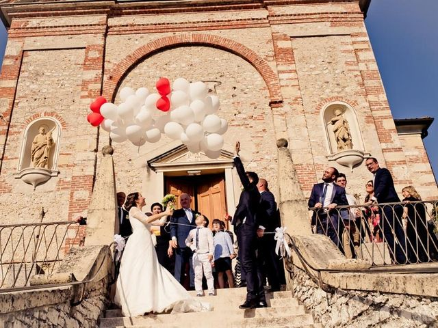 Il matrimonio di Alberto e Stefania a Vidor, Treviso 65