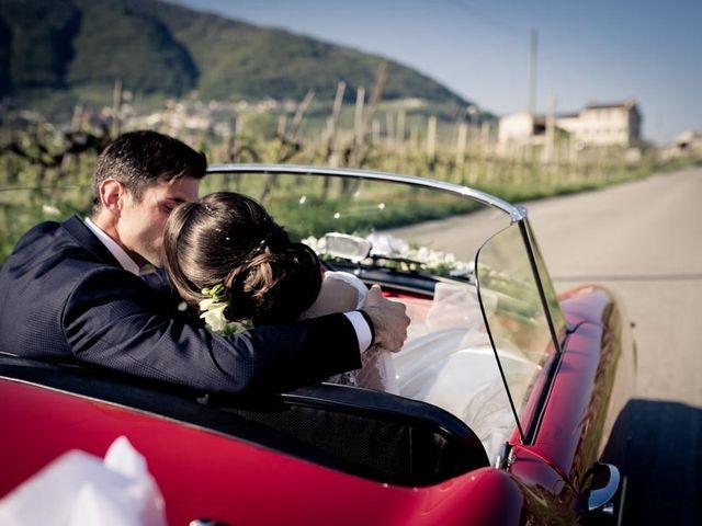 Il matrimonio di Alberto e Stefania a Vidor, Treviso 70