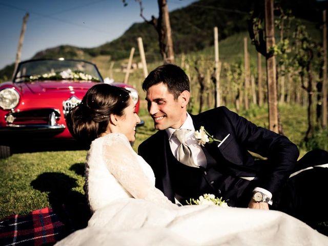 Il matrimonio di Alberto e Stefania a Vidor, Treviso 1