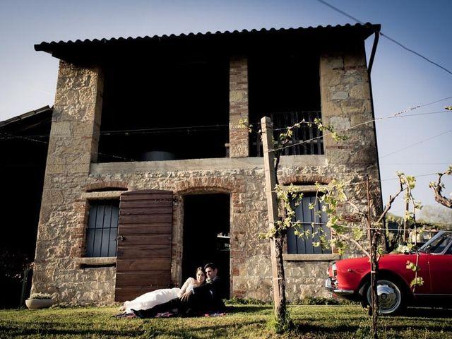 Il matrimonio di Alberto e Stefania a Vidor, Treviso 74
