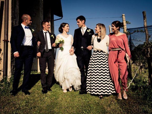 Il matrimonio di Alberto e Stefania a Vidor, Treviso 75
