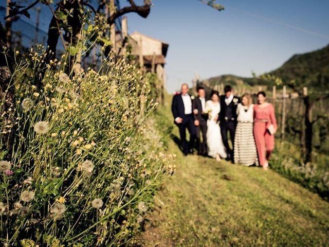 Il matrimonio di Alberto e Stefania a Vidor, Treviso 76