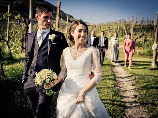 Il matrimonio di Alberto e Stefania a Vidor, Treviso 77