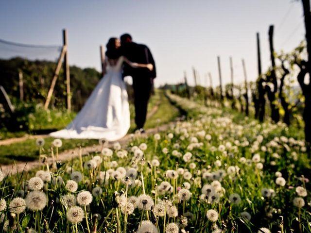 Il matrimonio di Alberto e Stefania a Vidor, Treviso 79