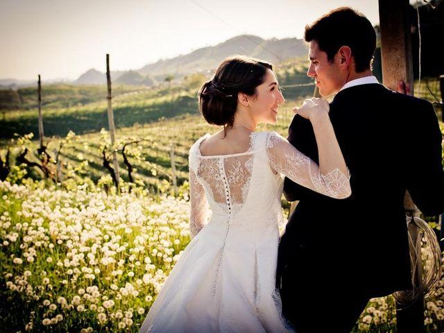 Il matrimonio di Alberto e Stefania a Vidor, Treviso 80