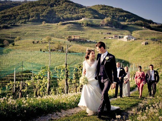 Il matrimonio di Alberto e Stefania a Vidor, Treviso 81
