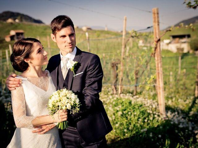 Il matrimonio di Alberto e Stefania a Vidor, Treviso 82