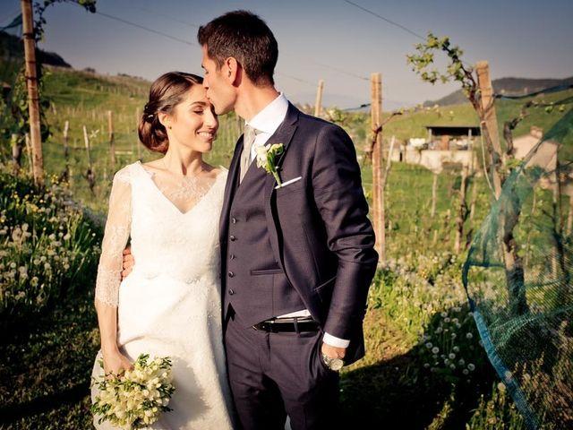 Il matrimonio di Alberto e Stefania a Vidor, Treviso 84