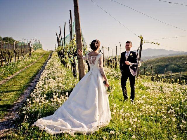 Il matrimonio di Alberto e Stefania a Vidor, Treviso 88