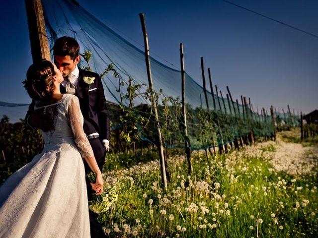 Il matrimonio di Alberto e Stefania a Vidor, Treviso 89