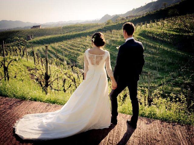 Il matrimonio di Alberto e Stefania a Vidor, Treviso 90