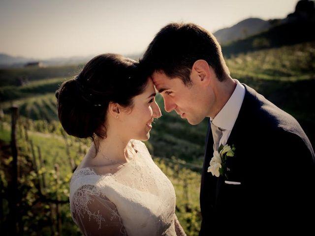 Il matrimonio di Alberto e Stefania a Vidor, Treviso 92