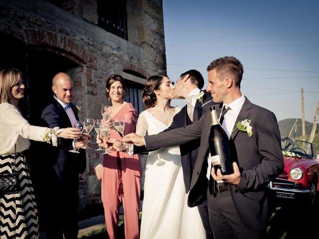 Il matrimonio di Alberto e Stefania a Vidor, Treviso 97