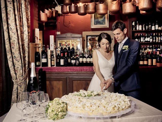 Il matrimonio di Alberto e Stefania a Vidor, Treviso 121