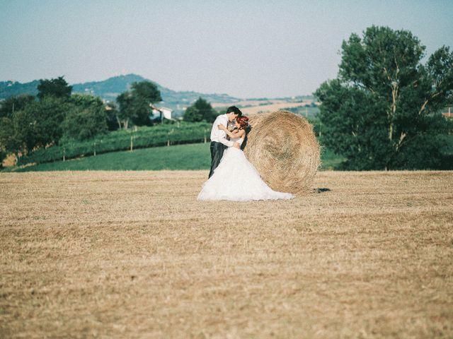Il matrimonio di Stefano e Sara a Forlì, Forlì-Cesena 35