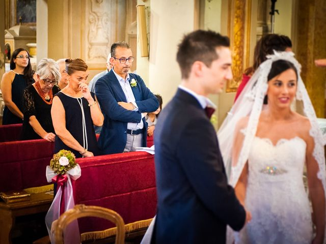 Il matrimonio di Andrea e Rachele a Meldola, Forlì-Cesena 20