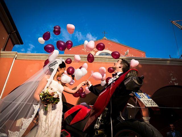 Il matrimonio di Andrea e Rachele a Meldola, Forlì-Cesena 27