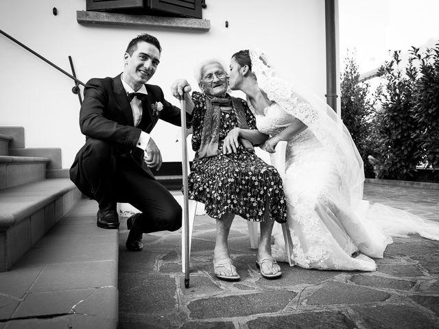 Il matrimonio di Andrea e Rachele a Meldola, Forlì-Cesena 29