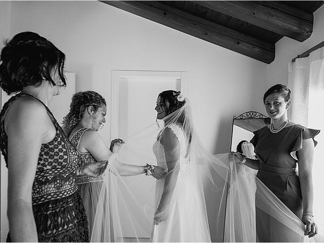 Il matrimonio di Riccardo e Valentina a Vedelago, Treviso 34