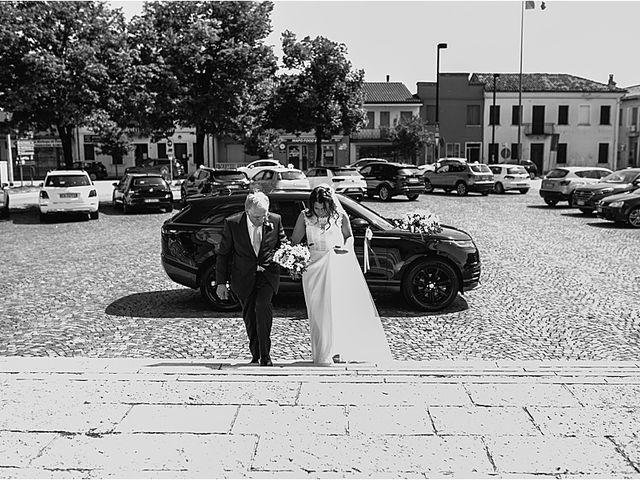 Il matrimonio di Riccardo e Valentina a Vedelago, Treviso 44