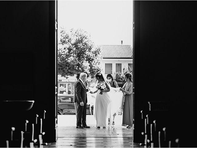 Il matrimonio di Riccardo e Valentina a Vedelago, Treviso 45