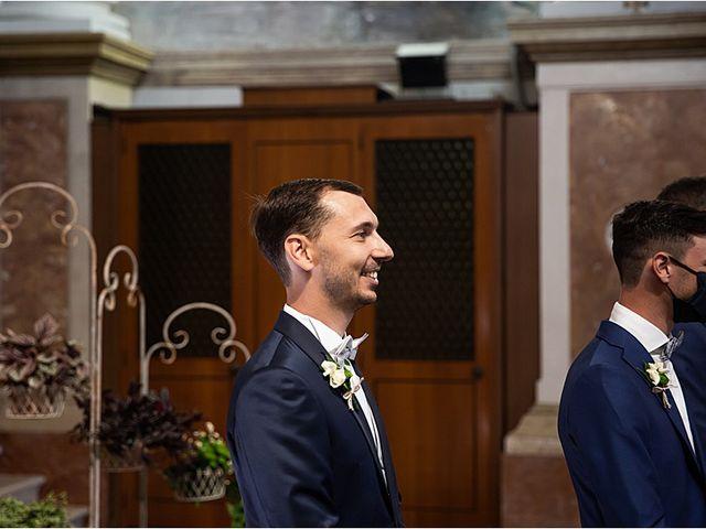 Il matrimonio di Riccardo e Valentina a Vedelago, Treviso 46