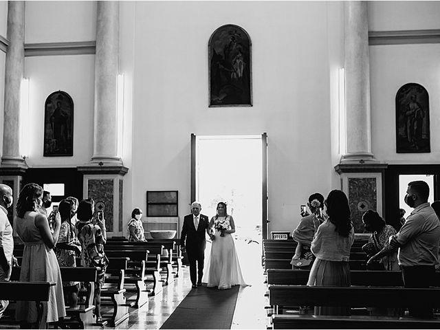 Il matrimonio di Riccardo e Valentina a Vedelago, Treviso 47