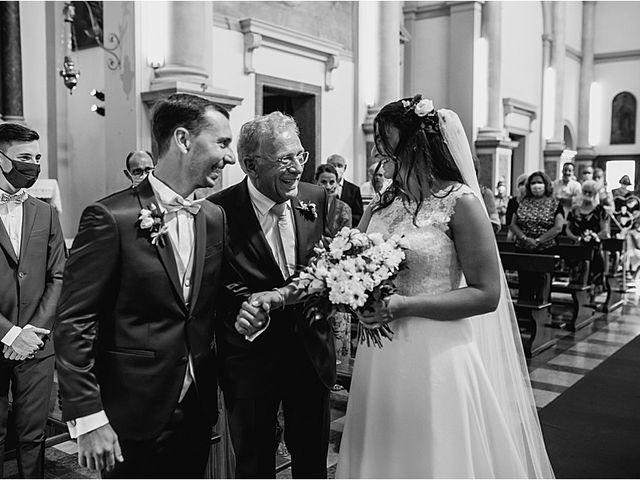 Il matrimonio di Riccardo e Valentina a Vedelago, Treviso 48