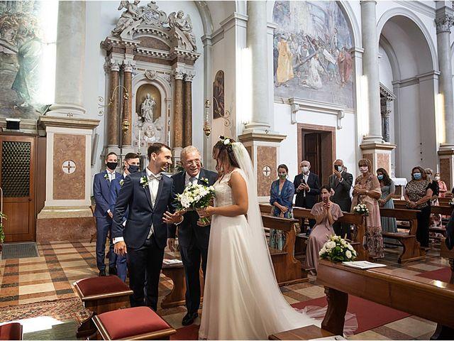 Il matrimonio di Riccardo e Valentina a Vedelago, Treviso 49