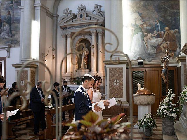 Il matrimonio di Riccardo e Valentina a Vedelago, Treviso 51