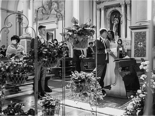Il matrimonio di Riccardo e Valentina a Vedelago, Treviso 52