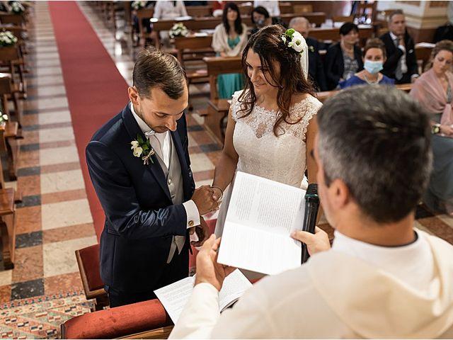 Il matrimonio di Riccardo e Valentina a Vedelago, Treviso 57