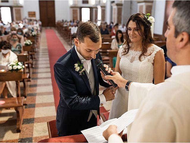 Il matrimonio di Riccardo e Valentina a Vedelago, Treviso 59