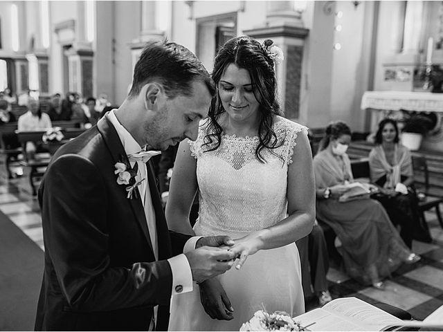 Il matrimonio di Riccardo e Valentina a Vedelago, Treviso 62