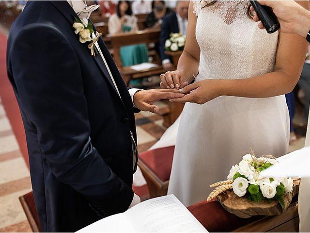 Il matrimonio di Riccardo e Valentina a Vedelago, Treviso 64