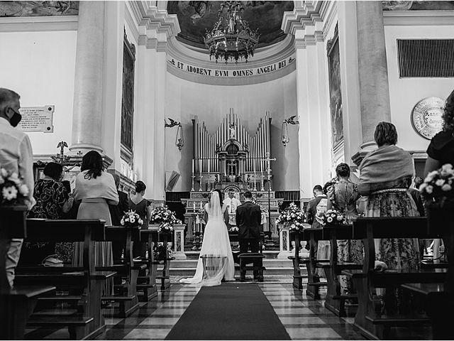 Il matrimonio di Riccardo e Valentina a Vedelago, Treviso 67