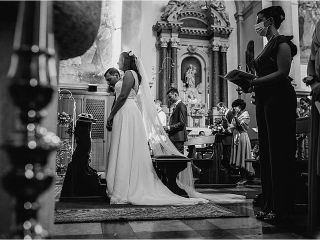 Il matrimonio di Riccardo e Valentina a Vedelago, Treviso 68