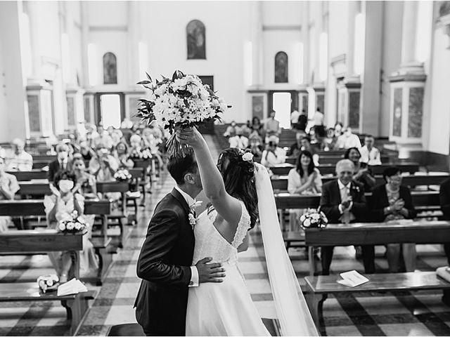 Il matrimonio di Riccardo e Valentina a Vedelago, Treviso 69