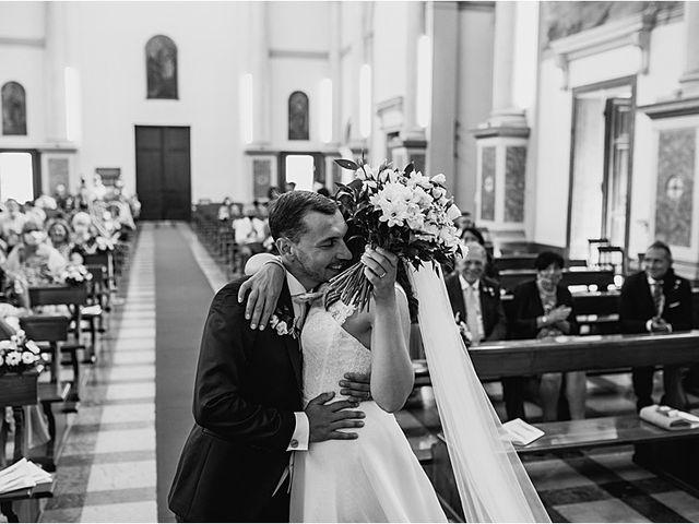 Il matrimonio di Riccardo e Valentina a Vedelago, Treviso 70