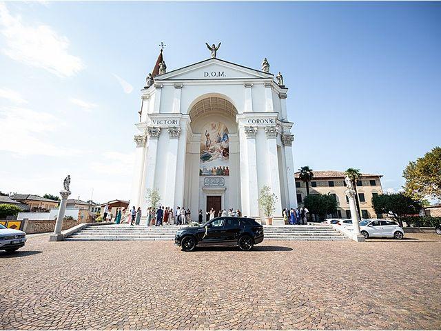 Il matrimonio di Riccardo e Valentina a Vedelago, Treviso 77