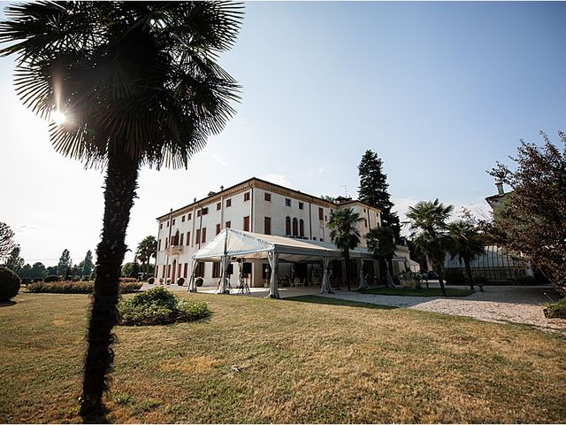 Il matrimonio di Riccardo e Valentina a Vedelago, Treviso 81