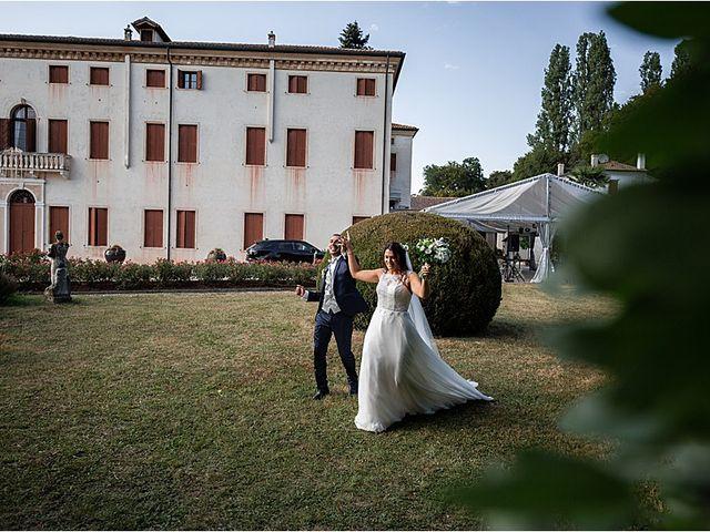 Il matrimonio di Riccardo e Valentina a Vedelago, Treviso 91