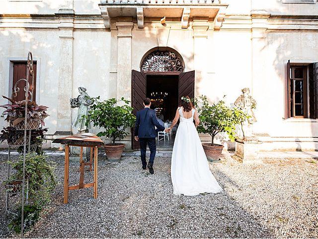 Il matrimonio di Riccardo e Valentina a Vedelago, Treviso 110