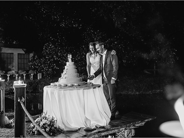 Il matrimonio di Riccardo e Valentina a Vedelago, Treviso 115